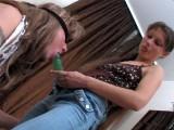 Tina and Nikola dong sissysex clip