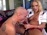 Kylie Wilde and Vin Deacon in Belt Attack #06