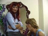 Rita and Maurice vivid sissysex action