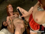 Calico returns for first lesbian DP!